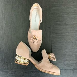 Jeffrey Campbell Loafers Size 6